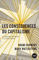 Vente EBooks : Les conséquences du capitalisme  - Noam CHOMSKY - Marv Waterstone