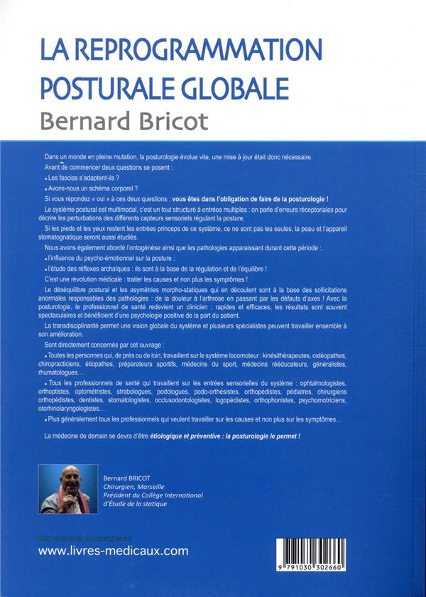 La reprogrammation posturale globale (2e édition)