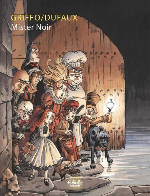 Mr. Noir - Volume 1 - Mr. Noir