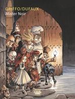 Vente Livre Numérique : Mr. Noir - Volume 1 - Mr. Noir  - Jean Dufaux