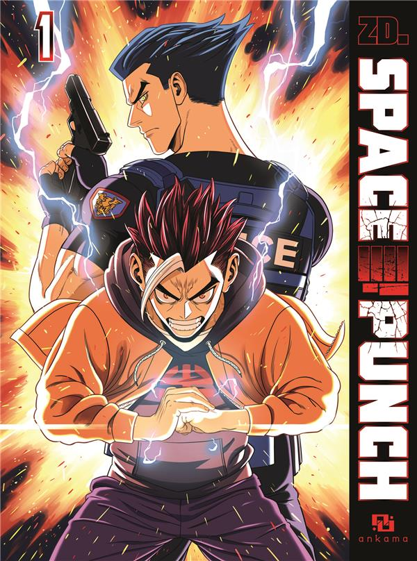 Space punch t.1