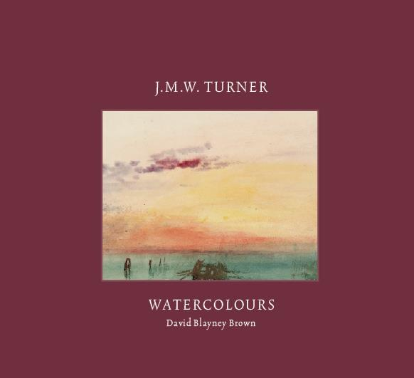J.m.w turner watercolours (new edition) /anglais