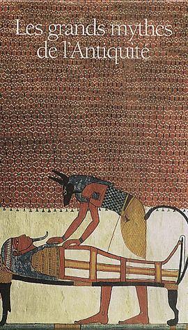 Les grands mythes de l'Antiquité ; coffret