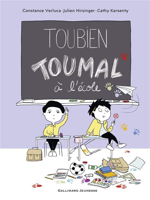 Toubien Toumal à l'école
