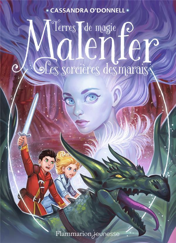 Malenfer T.4 ; les terres de magie