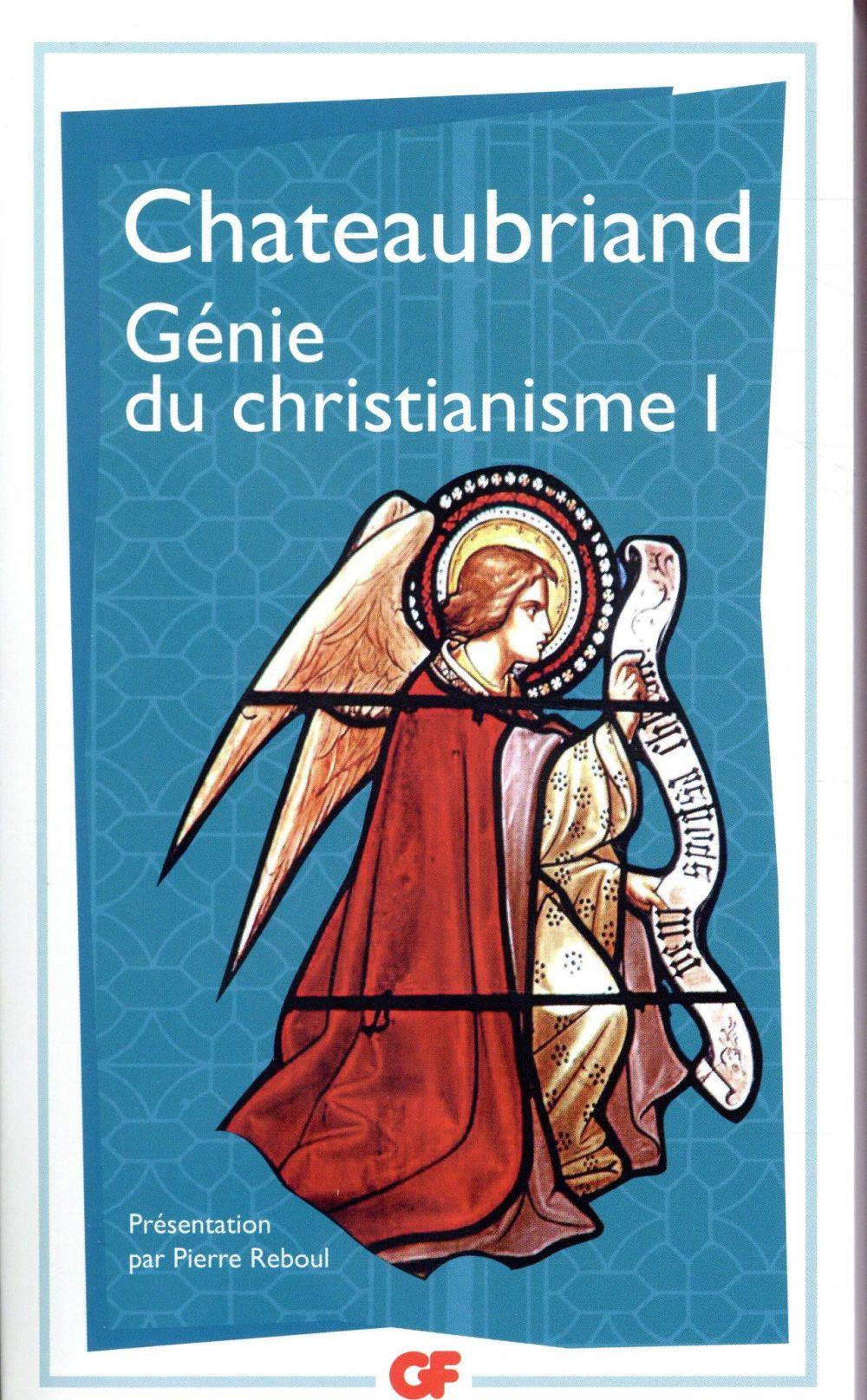 Genie du christianisme  t.1