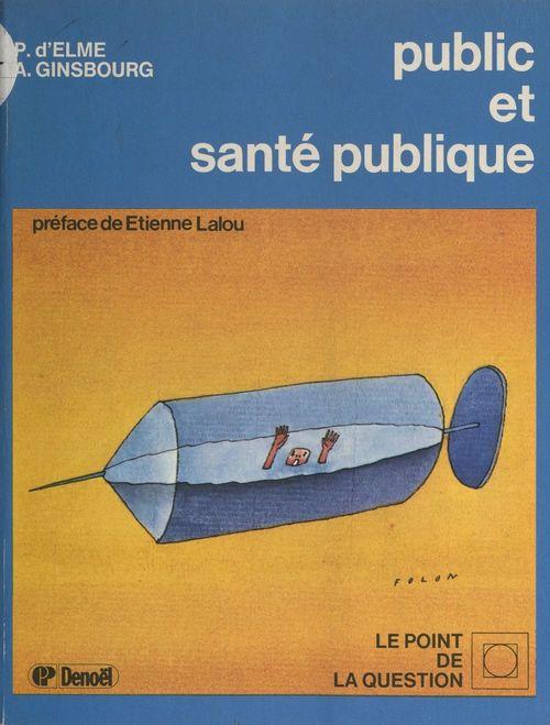 Public et santé publique