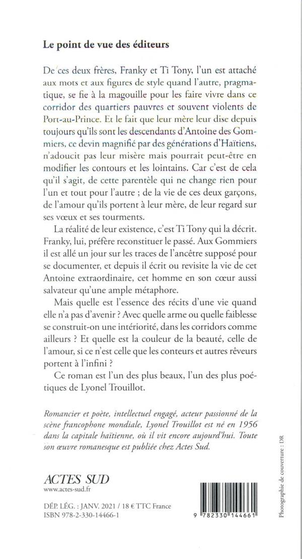 Antoine des Gommiers