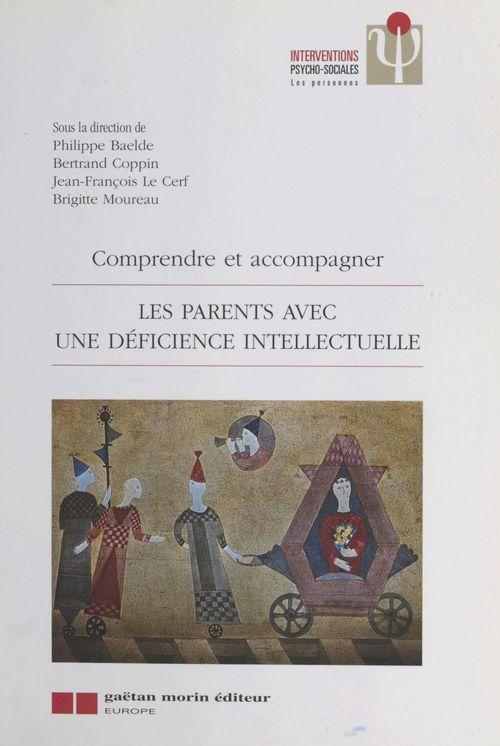 Les parents avec une deficience intellectuelle