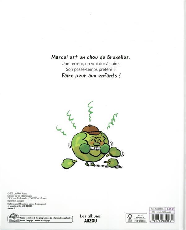 Marcel, chou de Bruxelles : la terreur du bac à légumes