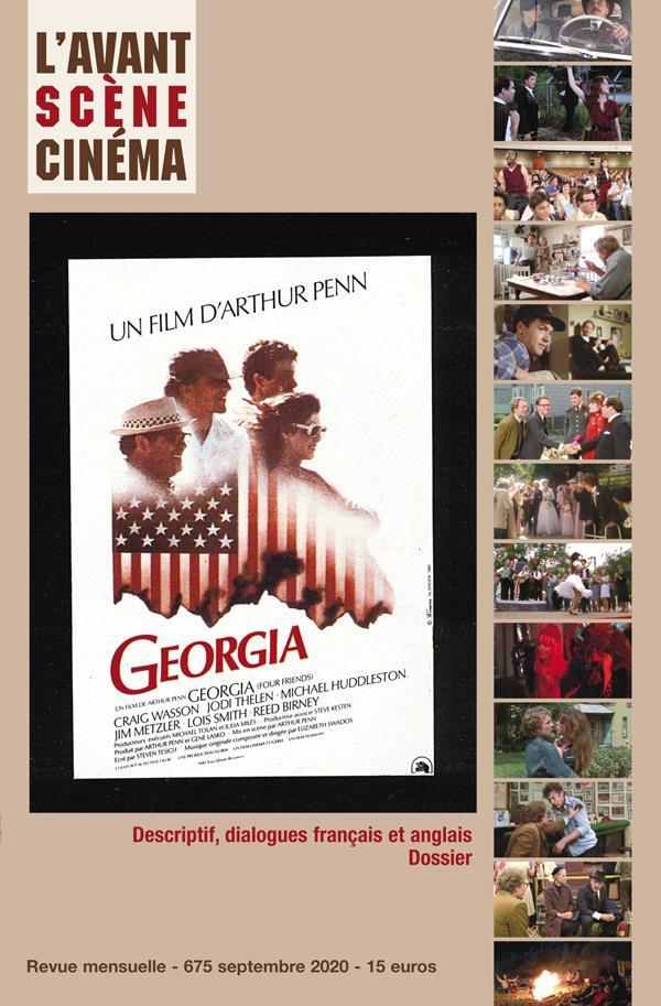 L'avant-scene cinema n 675 - georgia - septembre 2020