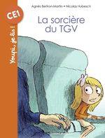 Vente EBooks : La sorcière du TGV  - Agnès Bertron-Martin