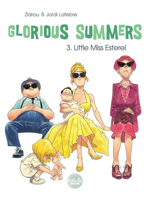 Glorious Summers - Volume 3