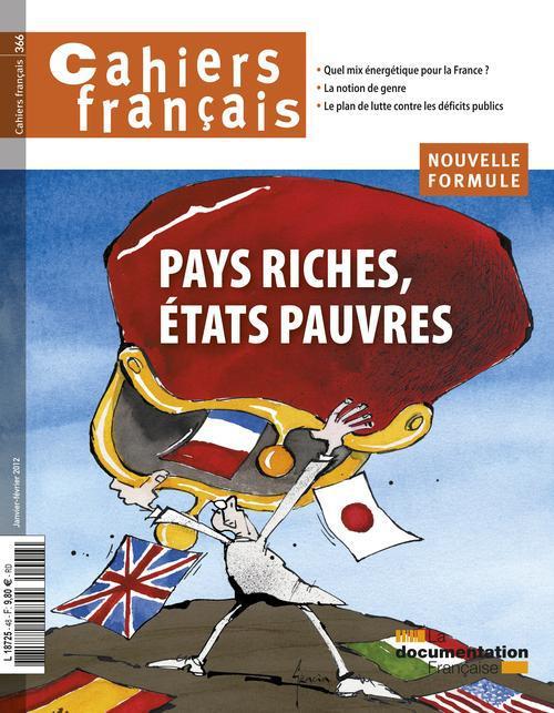 Pays riches, etats pauvres