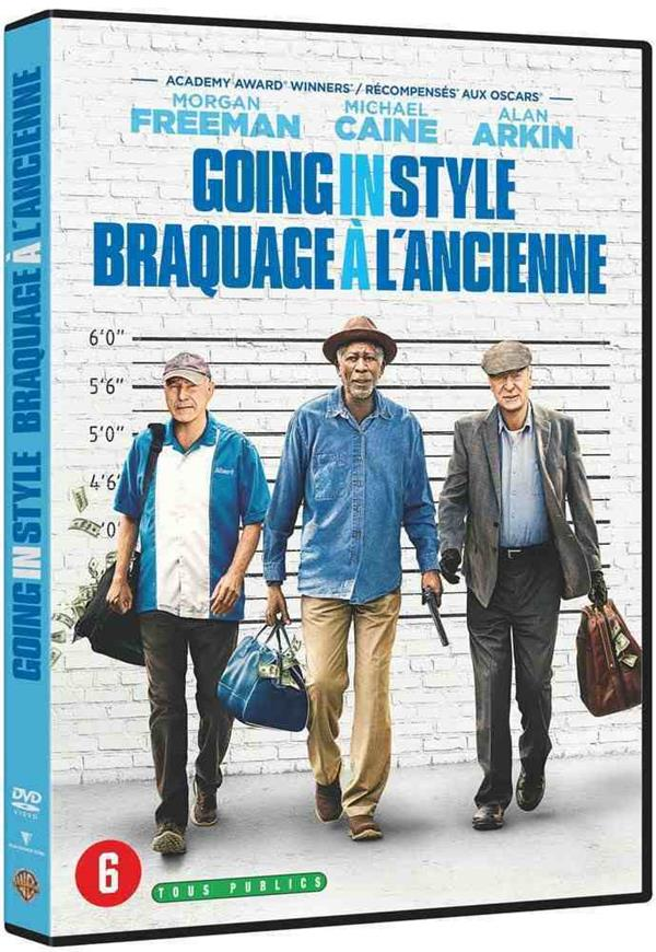 going in style - braquage à l'ancienne