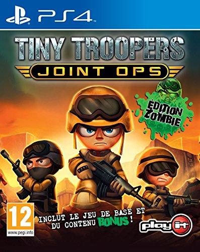 tiny troopers joint ops - zombie edition