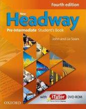 New headway, 4th edition pre-intermediate: student's book pack and itutor dvd-rom