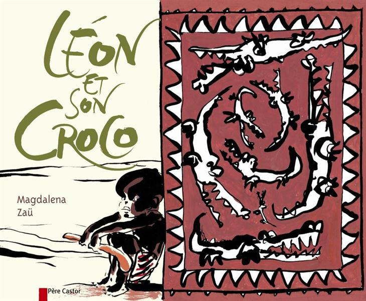 Leon et son croco