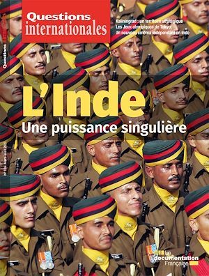 revue questions internationales ; l'Inde ; une puissance singulière