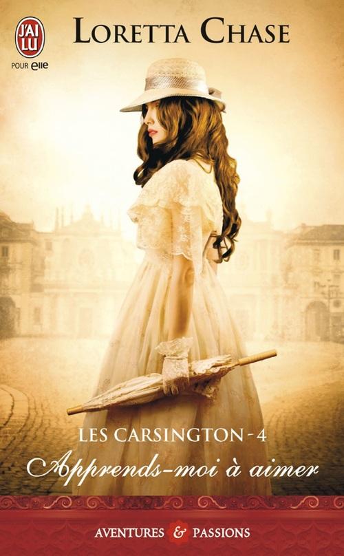 Les Carsington t.4 ; apprends-moi à aimer