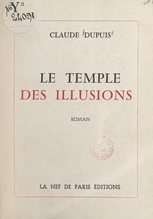 Le temple des illusions