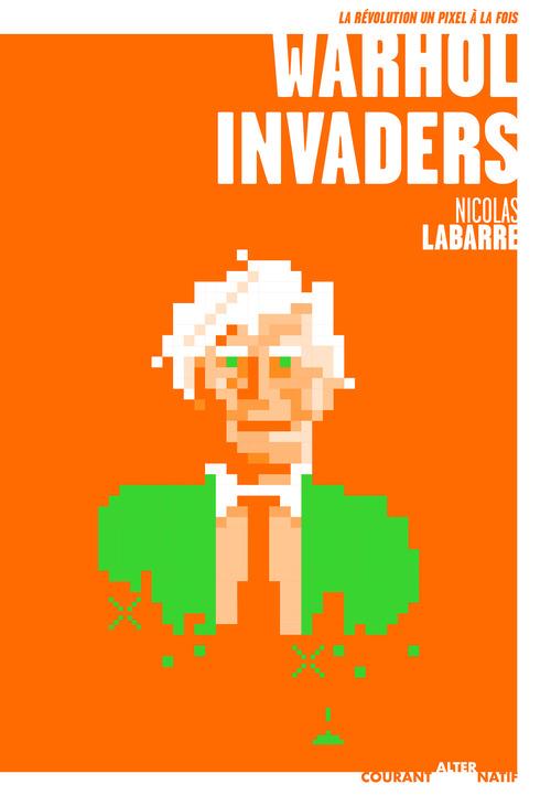 Warhol invaders