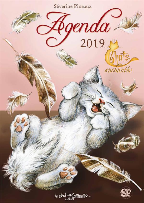 Agenda les chats enchantés (édition 2019)