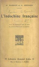 Vente EBooks : L'Indochine française  - Henri Russier - Henri Brenier