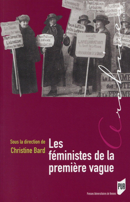 Les féministes de la premiere vague