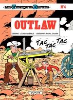 Les Tuniques Bleues T.4 ; outlaw  - Raoul Cauvin - Louis Salverius