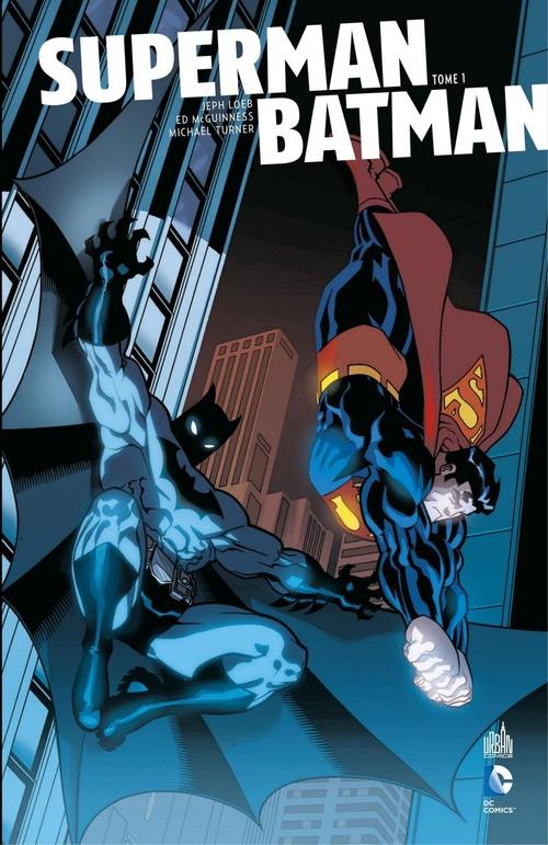 Superman/Batman T.1  - Ed Mcguinness  - Jeph Loeb