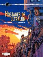 Vente Livre Numérique : Valerian et Laureline (english version) - Volume 16 - Hostages of Ultralum  - Pierre Christin