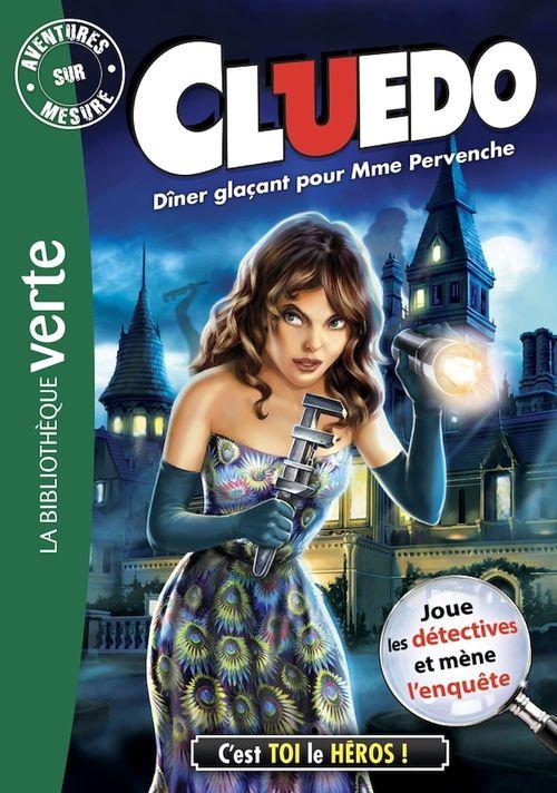Cluedo T.18 ; dîner glaçant pour Madame Pervenche