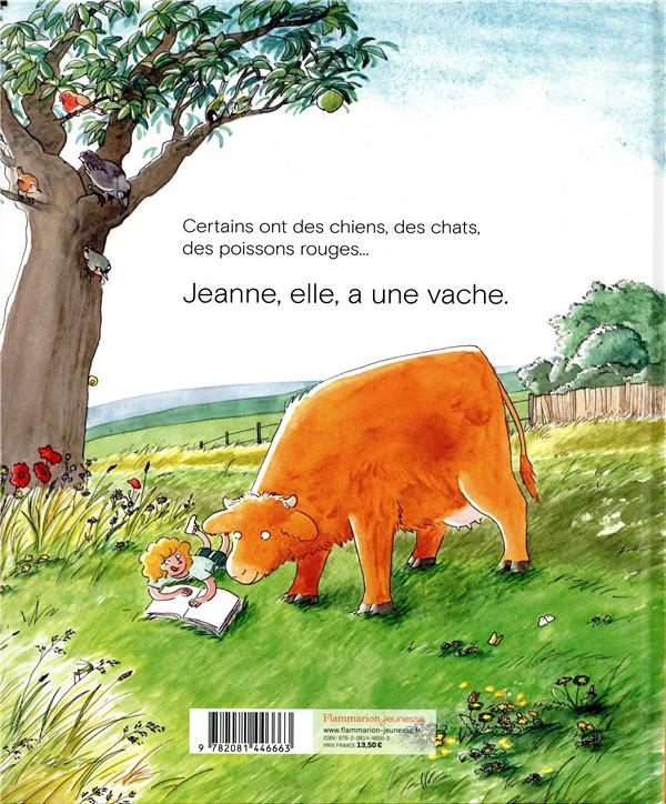 La vache qui savait lire
