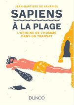 Vente Livre Numérique : Sapiens à la plage  - Jean-Baptiste De Panafieu