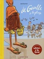 Couverture de De Gaulle  - Tome 1 - De Gaulle A La Plage