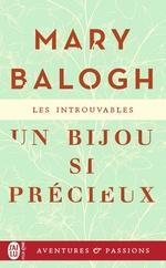 Vente Livre Numérique : Un bijou si précieux  - Mary Balogh
