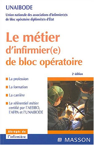 L'Infirmiere De Bloc Operatoire