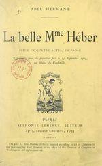 La belle Mme Héber  - Abel Hermant