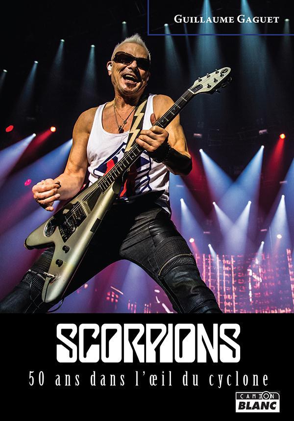 Scorpions ; 50 ans dans l'oeil du cyclone