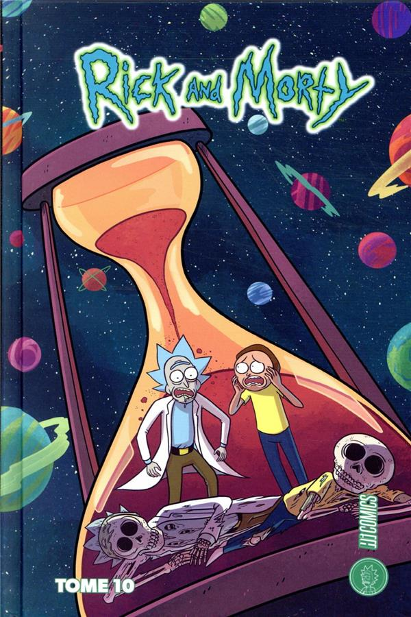 Rick and Morty T.10