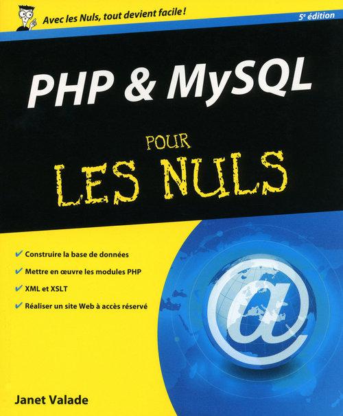 PHP et MySQL (5e édition)