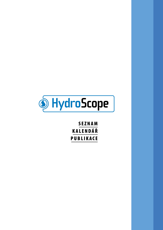 HydroScope tchèque 2015-2016