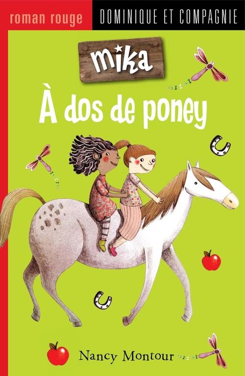À dos de poney