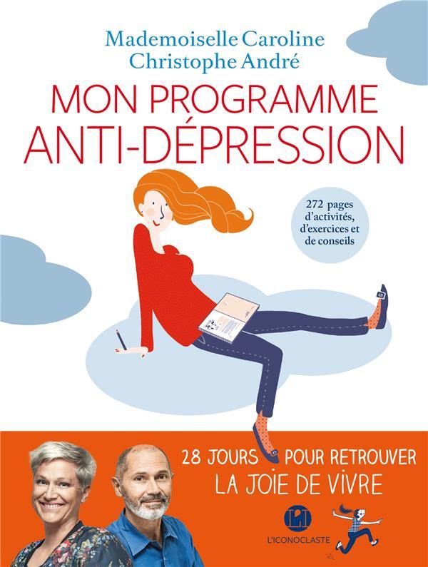 Mon carnet anti-dépression