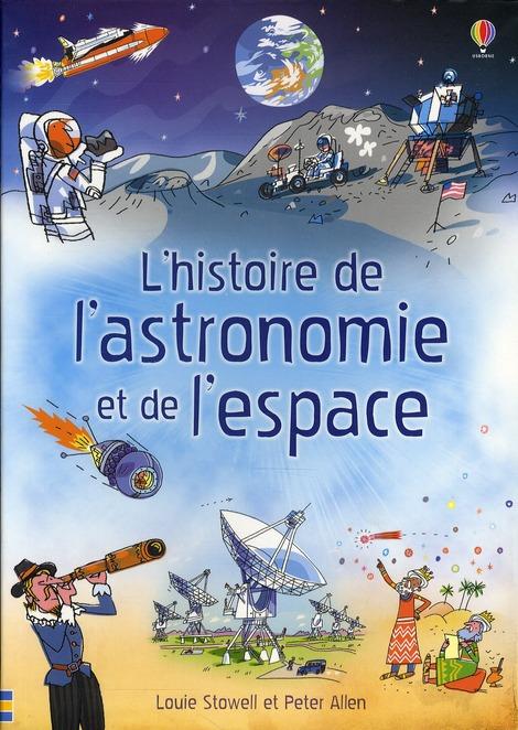 L'histoire de l'astronomie et de l'espace