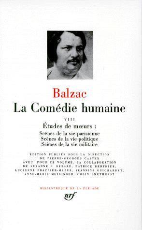 La Comedie Humaine T.8