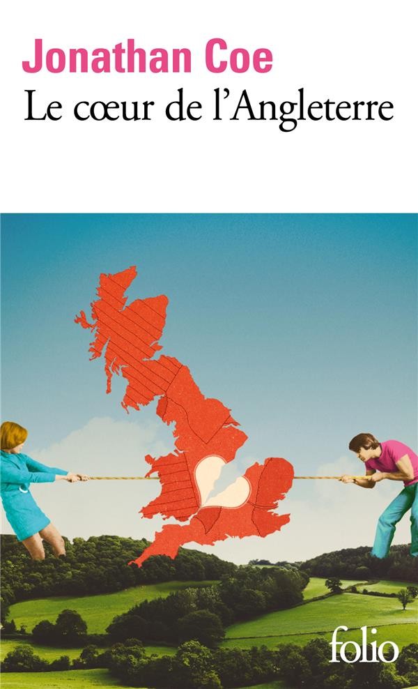 Le coeur de l'Angleterre