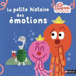 Vente EBooks : La petite histoire des émotions - Ouistiti fait rire les petits - Dès 18 mois  - Florence Langlois