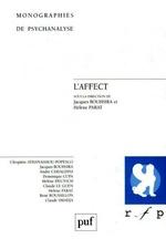 Vente EBooks : L'affect  - Jacques Bouhsira - Hélène Parat